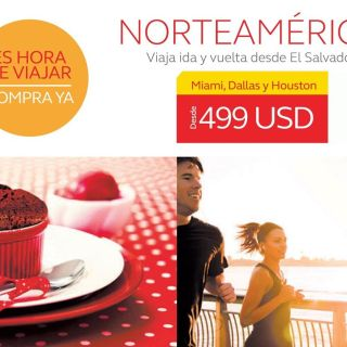 promociones viajes AVIANCA shopping NOW