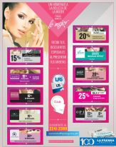 special disocunts for her BEAUTY services - 06mar15