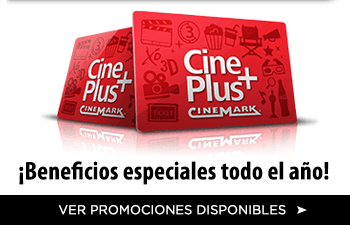 CINE PLUS CINEMARK beneficios especiales todo el ano
