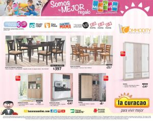 COMMODITY furnitures special promotions FOR MOM - 25abr15