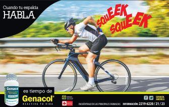 Combate los dolores cronicos con GENACOL