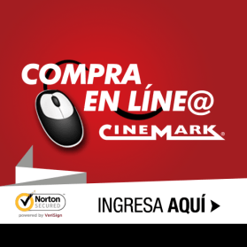 Comprar en linea CINEMARK movie theaters tickets