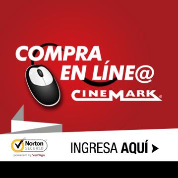 Comprar en linea CINEMARK movie theaters tickets