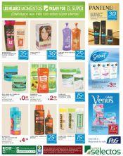 Descuentos en productos de belleza y cuidado personal de damas - 18abr15
