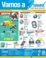 FREUND ferreteria herramientas electricas en oferta - 13abr15