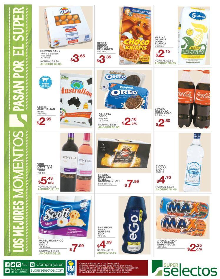 Huevos DANY carton de 30 en oferta 3.65 de dolar - 17abr15