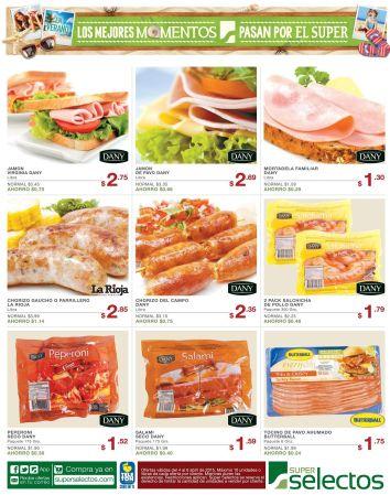 Jamones y embutidos de calidad para tus comidas de vacaciones - 03abr15