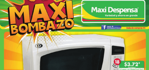 Maxi despensa catalogo abril 2015