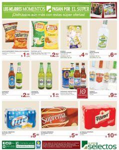 PACK de cervezas en oferta super selectos - 18abr15