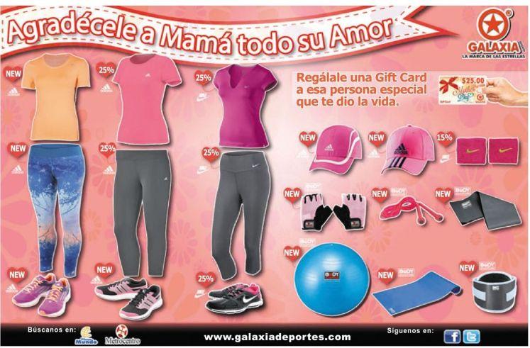 Para las mama que gustan de sus deportes y aerobicos ofertas - 30abr15
