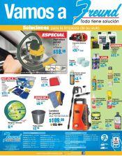 Refriferante Aditivos Cera Abrillantador TODO para lucir tu auto FREUND - 17abr15