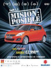 Suzuki Switf 1.2 SAVINGS now shopping