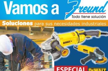 Vamos a FREUND materiales y herramientas industriales
