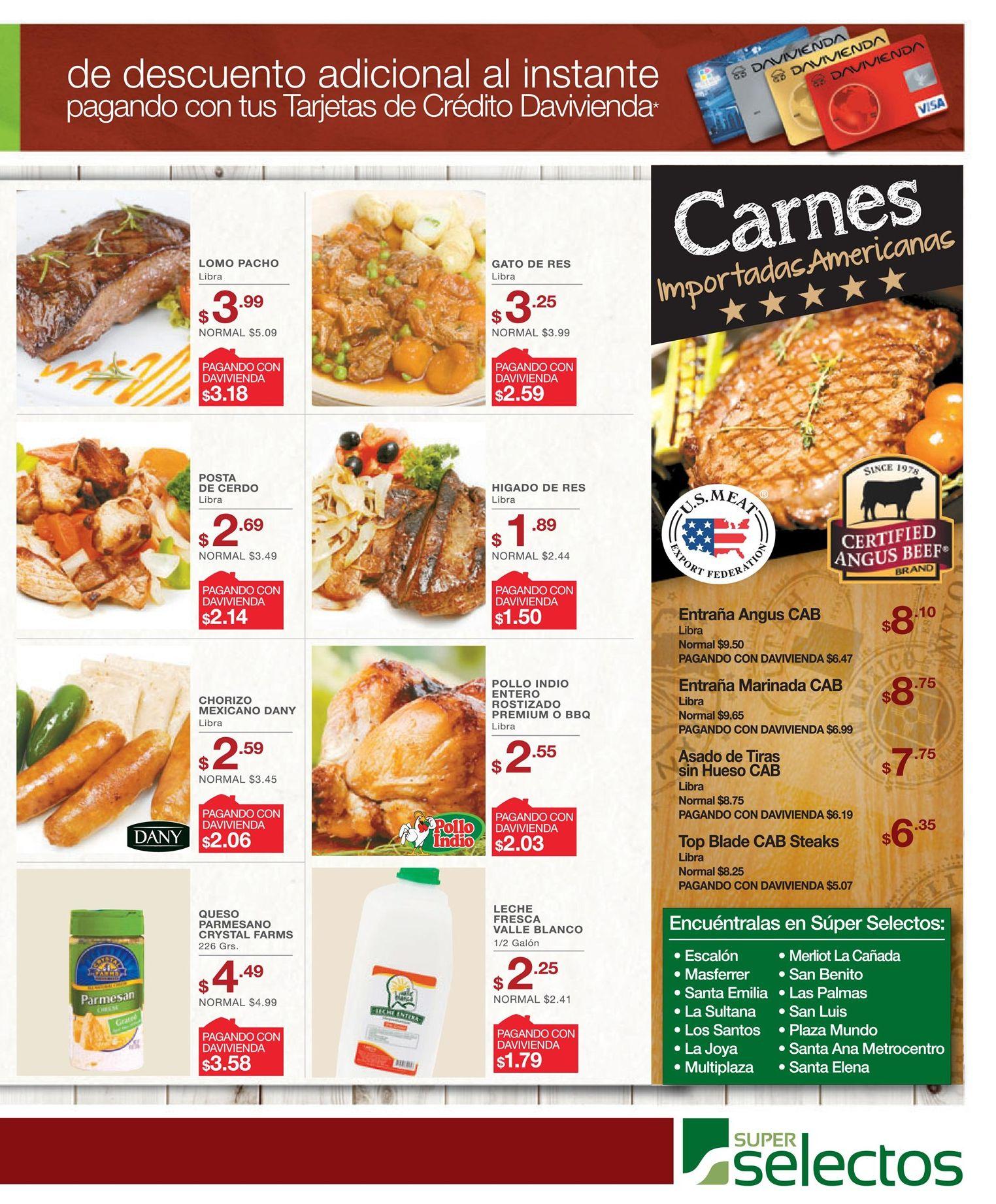 carnes de calidad de importancion selectos - 08abr15