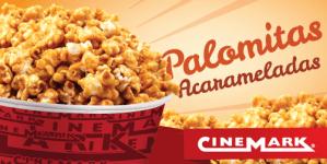 cinemark theaters COMBO popcorn acarameladas