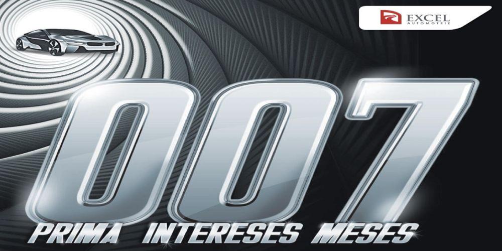 excel automotriz Promocion 007 comprar autos elsalvador