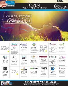 nuevas experiencias y nuevos descuentos CON CLUB EDH