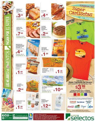 ofertas diarias en el super selectos - 02abr15