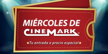 special pirce miercoles de cinemark movies tickets