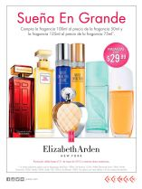 Fragancias Elizabeth Arden NEW YORK promocion SIMAN - 08may15
