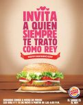 Happy mother day with BURGER KING promotions - 09may15