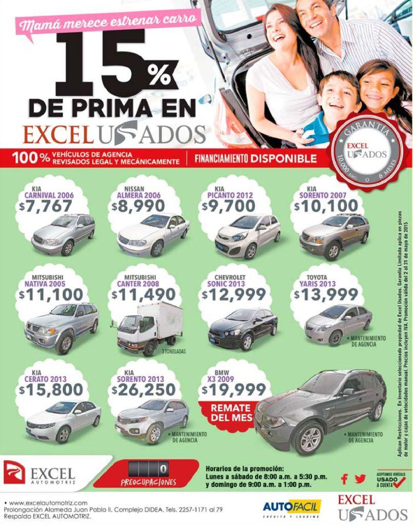 Mama quiere comprar carro usado elsavador PROMOS y OFERTAS