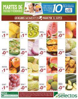 Prepara deliciosas ensaladas y comidas con super selectos - 26may15