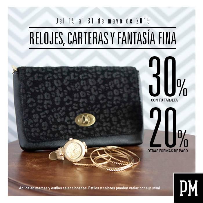 Prisma Moda Descuentos en Accesorios para ella Relojes Carteras y Fantasia Fina
