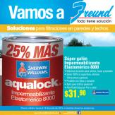 Protege techos y paredes del agua AQUALOCK de freund