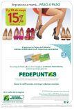 Sistema fedecredito tambien da 15 OFF en calzado para mama - 08may15