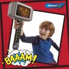 TOyS marvel avengern by HASBRO walmart promotions