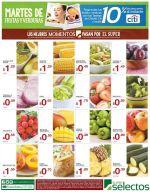 compras y ahorras al instrante en tus super selectos - 12may15