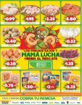 descuentos en carnes frutas y verduras despensa familiar - 15may15