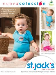 new collections for babies ST JACKS brand apparel