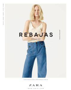 Ahora inicia temporadas de REBAJAS ZARA fashion wear store