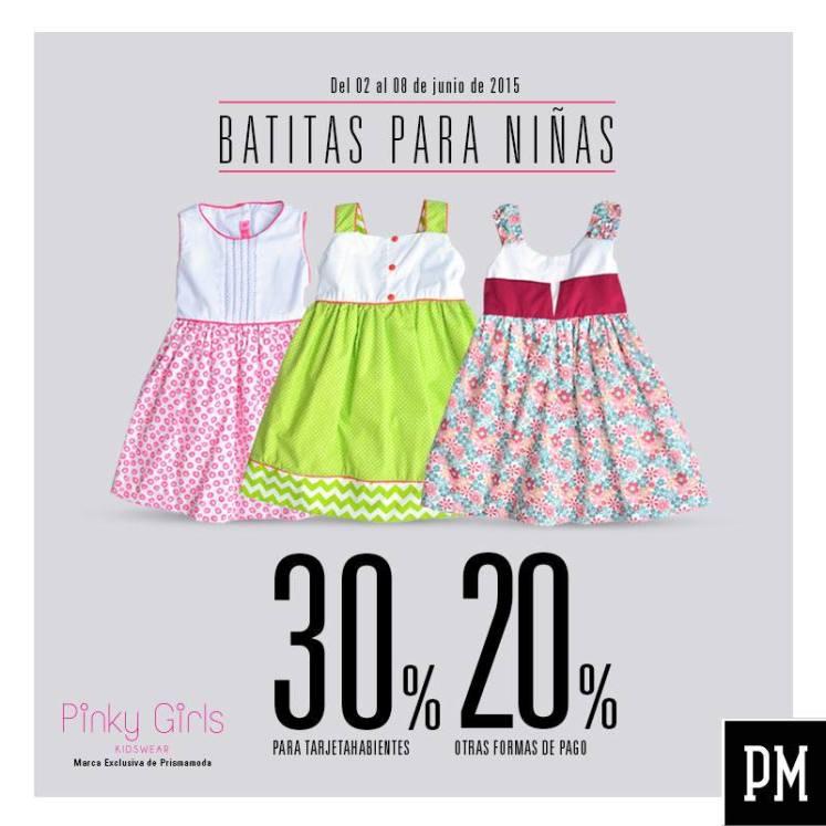 Batitas para ninas PINKY GIRL apparel style outfit