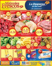 Compra frescura y calidad en frutas y verduras LA DESPESA - 24jun15