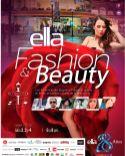 ELLA magazine Fashion and Beauty pasarella