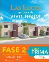 Fase 2 LAS LUCES residencial para vivir en el salvador casas nuevas