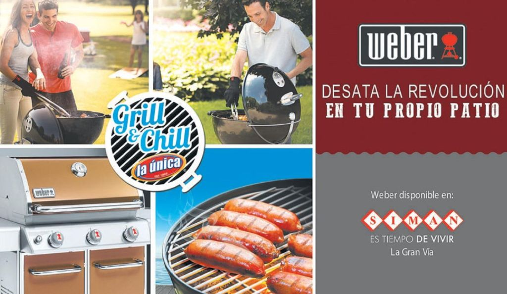 GRILL kitchen yard family