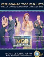 Gran inicio MQB 2015 mas que baile