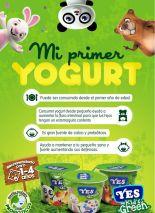 KIDS green meals yogurt YES