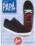 LEE shoes Asi ES PAPA catalogo Junio 2015