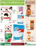 Ofertas en cafe instantaneo y leche entera instantanea - 24jun15