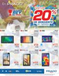 PRADO te oferece este finde 20 OFF en TABLETS AOC- 20jun15