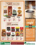 Promociones en cafe instantaneo y de coccion