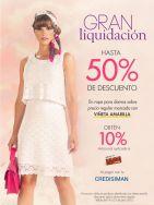 SIMAN GRAN LIQUIDACION en ropa para damas hasta 50 OFF - 19jun15