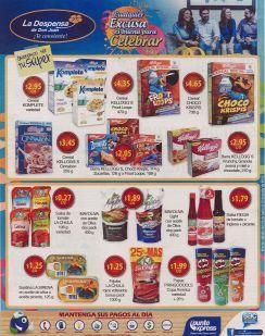 Supermercado la despensa de don JUAN ofertas para celebrar - 26jun15