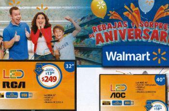 WALMART guia de compras para JULIO 2015