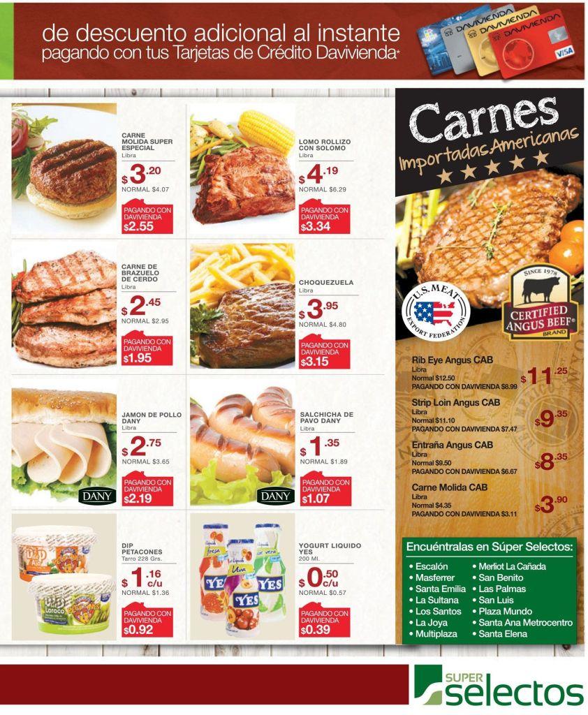 carnes frescas y de calidad en el super - 10jun15